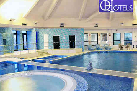 The Westerwood Hotel & Spa - Spa Day Pass for Two with RefreshmentsDrinks - Save 72%