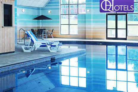 Telford Hotel - Spa Day Pass for Two with Refreshments - Save 62%