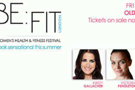Be:Fit London - Adult Ticket to Be Fit London Health and Fitness Festival - Save 50%