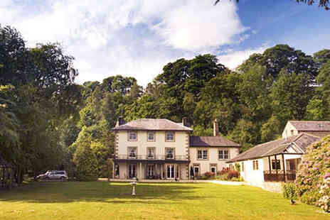 Lovelady Shield Country House Hotel - One Night  Stay for Two People with Daily Cumbrian Breakfast  - Save 53%