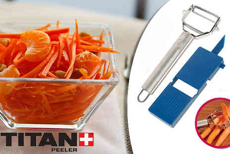 spa shopping limited -  Practical Titan peeler - Save 68%