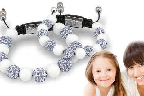 Nirbana Soul - Mother and daughter bracelet set - Save 67%
