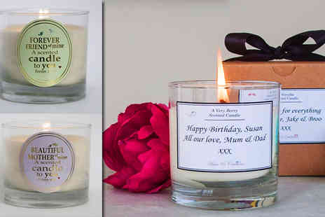 kisses and creations - Scented candles - Save 48%