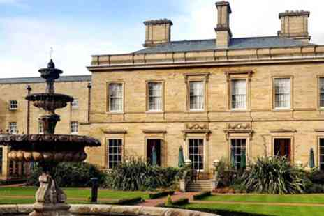 De Vere Oulton Hall - Overnight accommodation for two including Meals - Save 48%