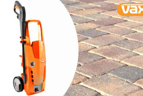 Bentley  Karvel - Vax VRSPW3 Pressure Washer - Save 36%