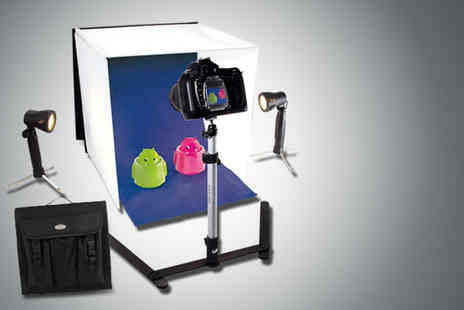 West Base Electronics - Konig portable photo studio - Save 47%