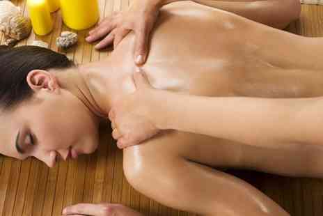 The Rightherapy - Full Body Aromatherapy Massage - Save 50%