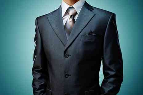 Bespoke Trend - Bespoke Tailored Suit  - Save 50%