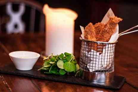 Chequers Inn - British Tapas For Two - Save 52%