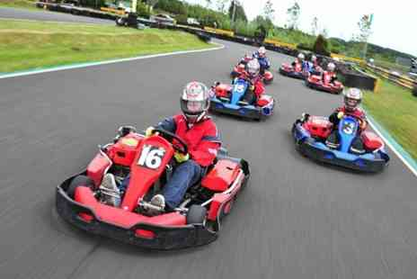 Knockhill Racing Circuit - 30 Minute Session - Save 50%