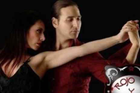 Rojo Y Negro - Ten Argentine Tango Lessons - Save 56%
