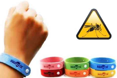 WooHooDeal - 10 Pack Anti Mosquito Bracelets - Save 72%