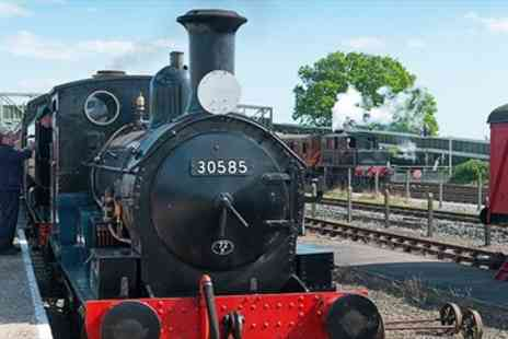 Buckinghamshire Railway Centre - Entry for Two to Historic Rail Centre with Unlimited Rides - Save 59%