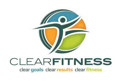Clear Fitness - 8 Week Fitness Programme - Save 42%
