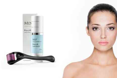 MRG Trading  - Derma Roller and Caviar Serum - Save 78%