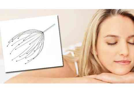 Simply Live  - Therapeutic Head Massager - Save 40%