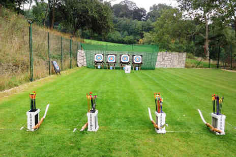 Cotswold Archery - Two Hour Archery Lesson with Refreshments for One  - Save 53%