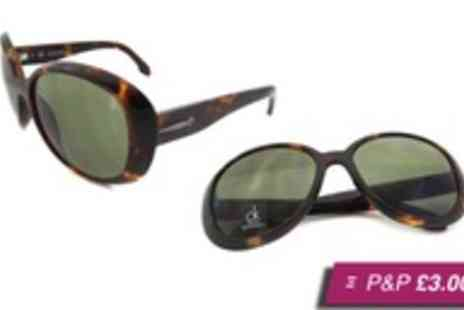 Discounted Sunglasses - Pair of Calvin Klein Sunglasses - Save 69%