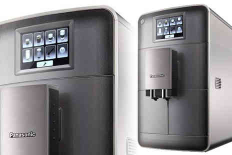The Electric Incentive Company - Panasonic Coffee Maker - Save 44%