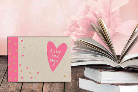 Random House Group - Hardback copy of Love You Mum - Save 50%
