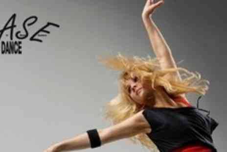 Base Dance - Ten Zumba Get Fit Classes - Save 71%