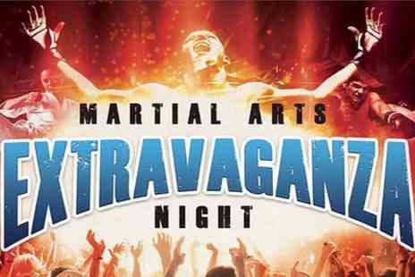 Martial Arts Extravaganza - Martial Arts Extravaganza - Save 50%