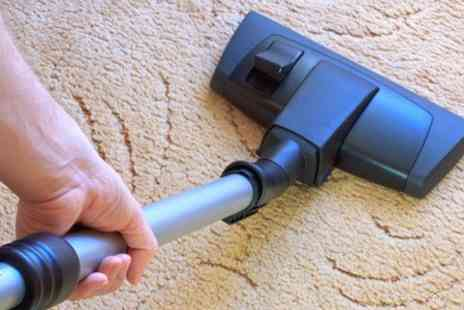 Clean My Carpets - One Room Uses heat clean extraction process - Save 68%