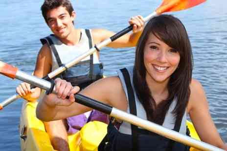 South Coast H20 - Historical Kayaking Experience  - Save 62%