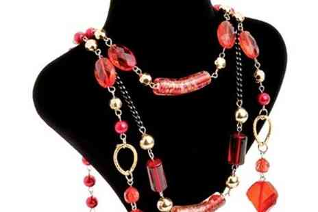 The Number 1 Bead Shop - Choice of Jewellery Making Class  - Save 60%