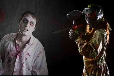 Military Adventure Park - Zombie Apocalypse Airsoft Experience - Save 60%