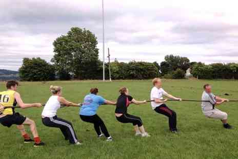 UK Outdoor Fitness - Ten Sessions of Boot Camp  - Save 80%