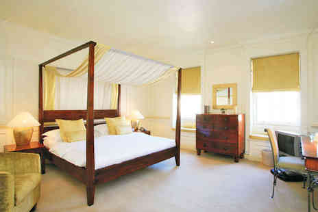 The Old House Hotel - One Night Stay for Two People with Daily Full English Breakfast - Save 50%