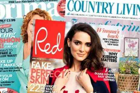 3PM -  12 Month Subscriptions for Red Magazine - Save 50%