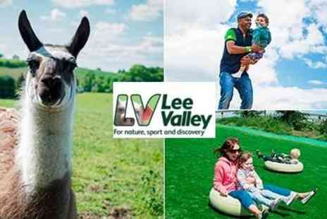 Lee Valley Park Farms - Fantastic Year Round Family Fun on the Farm with Annual Pass - Save 50%
