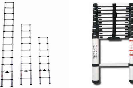 Ladder Sales Direct - Telescopic Ladders - Save 19%