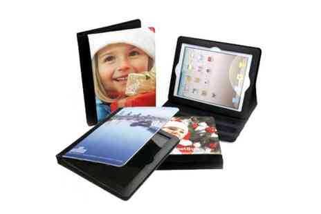 identiteiti - iPad Case with Personalised Cover - Save 47%