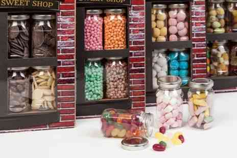 Polyverse - Gift Box With Eight Jars of Sweets  - Save 33%