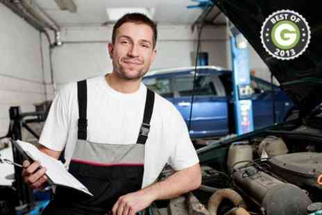 Executive MOT and Service Centre - Air Conditioning Recharge  - Save 82%