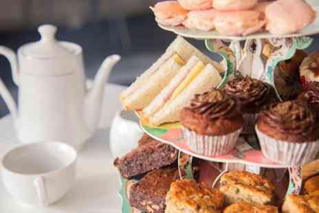 The Rose and Crown - Afternoon Tea For Two - Save 50%