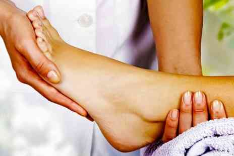 The Keet Clinic - One Sessions for Reflexology  - Save 69%