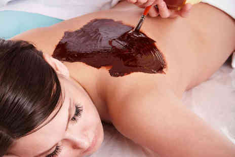 Beauty with Clare - Chocolate Facial and Chocolate Back Scrub and Massage - Save 73%