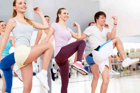 Total Dance - Five Zumba or Fitsteps Classes - Save 60%