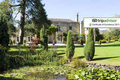 Guyers House Hotel - Two night break for 2 people including a glass of Prosecco - Save 46%