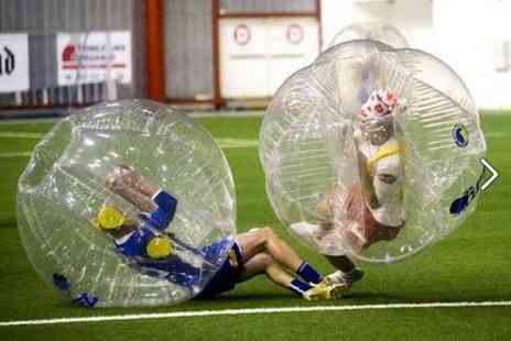 Springs Leisure Centre - One hour zorbing activity experience for 2 people - Save 67%
