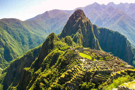 Inspired Challenge - 11 day group trek to Machu Picchu including meals drinks tents - Save 43%