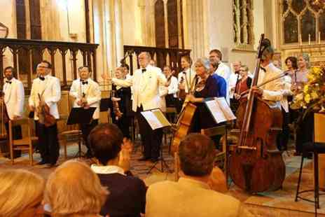 Orchestra of St John - Concert Ticket Concert held in Grade I listed venue - Save 50%