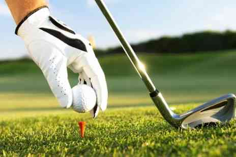 Lindfield Golf Club - Day of Golf For Two  - Save 79%