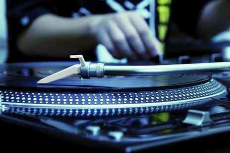Abstract Source - Three Hour Beginners DJ Class for Two  - Save 58%