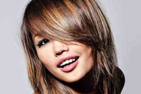 Moo Hair - Highlights With Cut and Blow Dry - Save 78%
