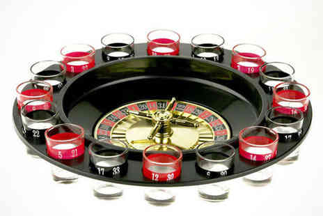 Seleccion de Producto - Shot Glass Roulette Drinking Game - Save 67%